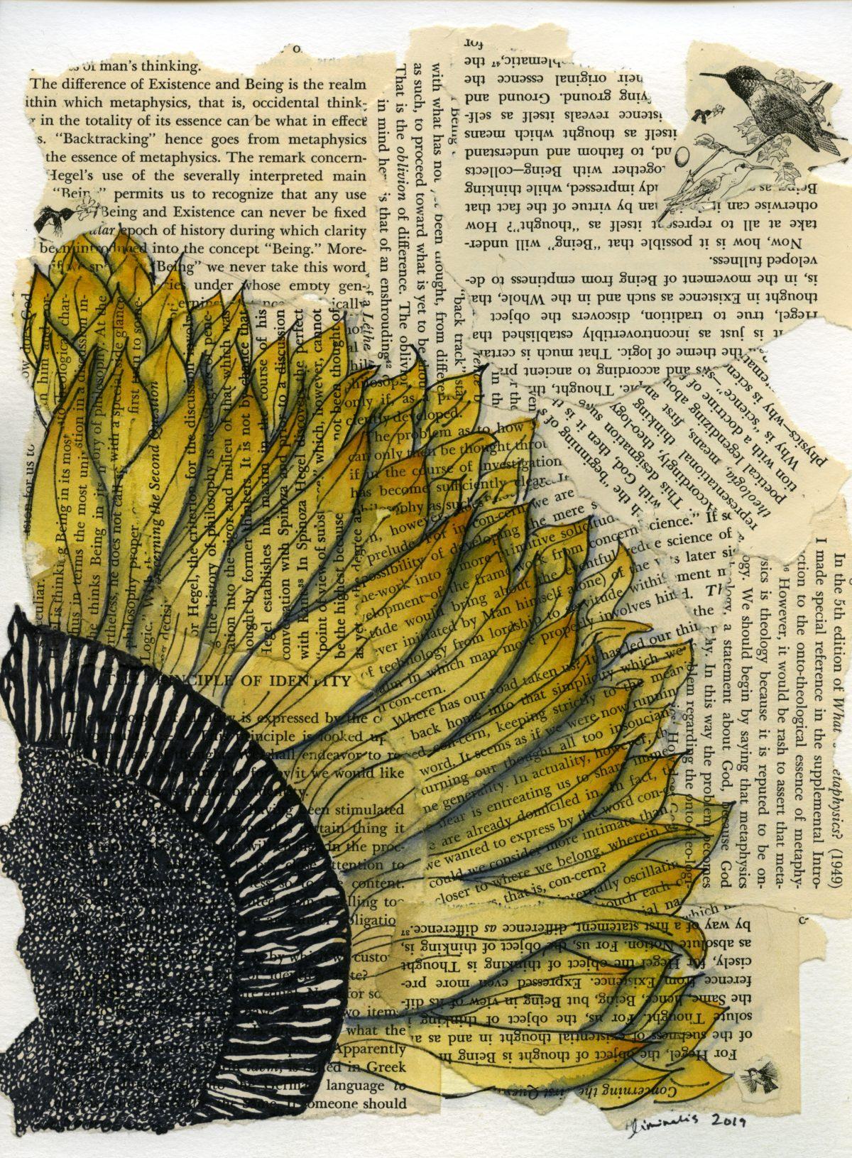 Sunflower for Lea